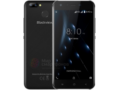 A7 Pro Black RAM/ROM 1/8Gb (DualSIM, Android 7.0, 3G/LTE, дисплей 5.0