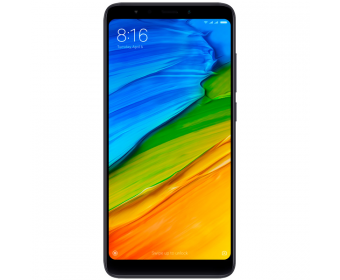 "Redmi 5 3GB/32GB Black DualSIM,Android 7.1.2, 1.8ГГц, 12/5Мп, дисплей  IPS 5,7"", Wi-Fi,GPS"